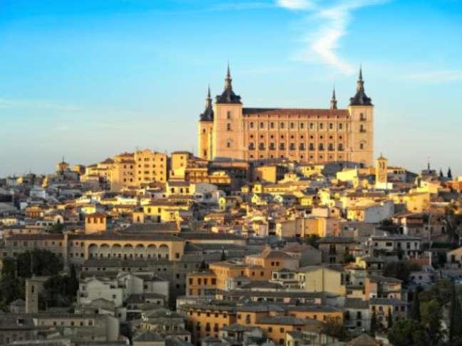 <p>Toledo é o resultado das diferentes culturas que abrigou por séculos</p>