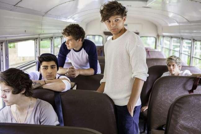 A banda teen One Direction vai realizar três apresentações em solo brasileiro e mais duas pela América do Sul. Os ingressos já estão esgotados
