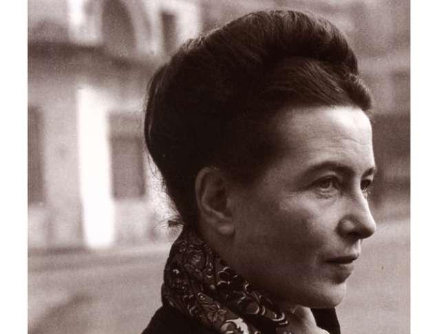 <p>&nbsp;Simone de Beauvoir escreveu mais de 20 livros</p>
