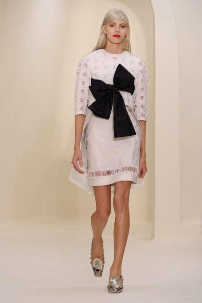 <p>Desfile da Dior</p>