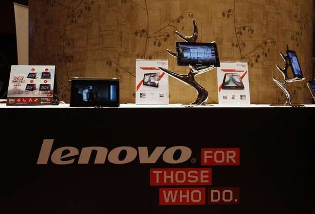 <p>A receita da Lenovo cresceu 14,3% no encerramento do ano fiscal</p>