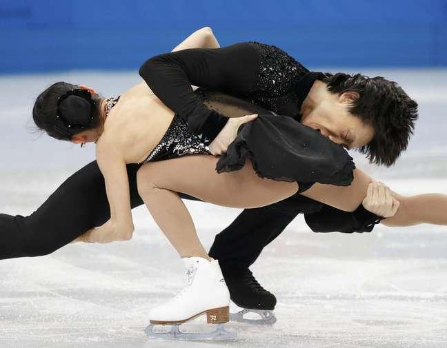 """<p>Com poses indiscretas, divertidas e às vezes """"impossíveis"""", a patinação artística levou aos Jogos Olímpicos de Inverno magia, elasticidade e até polêmicas entre as atletas. Sochi vai sentir saudade desse espetáculo; confira as melhores fotos</p>"""