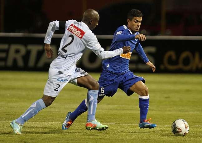 <p>Cruzeiro saiu na frente, mas caiu para o Real Garcilaso</p>