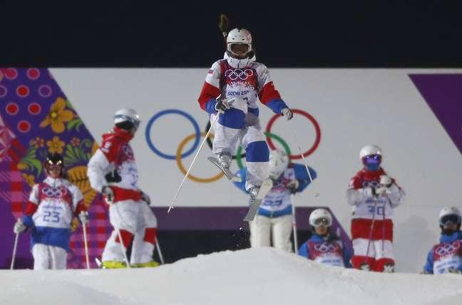 <p>Atleta russaMaria Komissarova sofreu a grave lesão enquanto treinava para prova, na qual estrearia no dia 21 de fevereiro</p>