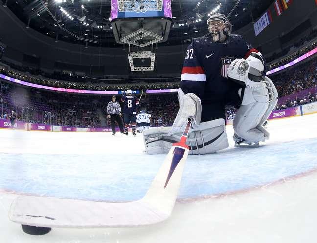 Vexame americano em Sochi foi completo com derrota para Finlândia