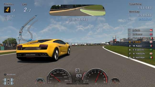 'Gran Turismo 5' terá serviços onlines encerrados