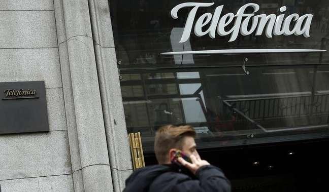 <p>Fachada da companhia de telecomunição Telefonica em Madri, aempresa poderá apresentar recursos na Justiça</p>