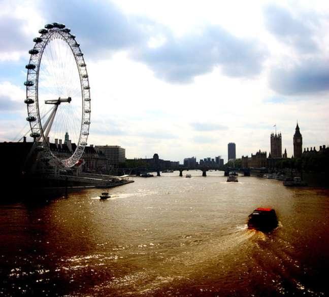 <p>Londres, o destino daRainha Vitória e doPríncipe Alberto</p>