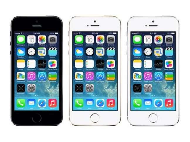 iPhone 5s  A Apple tem o recorde de venda em um trimestre (especificamente, o primeiro ano fiscal de 2014) com um smartphone. Esse sim, a companhia não detalha em seus resultados por modelo, assim os 51 milhões de dispositivos vendidos podem ser do iPhone 5s, 5c e até do iPhone 4s. Ou seja, o bloco também pode revelar o registro anterior, mas a empresa não revela.