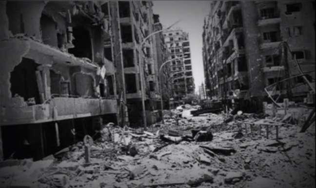 <p>O massacre de Hama, ordenado peloirmão de Bashar al-Assad, destruiu grande parte da cidade e até hoje é considerado um dos piores da história</p>