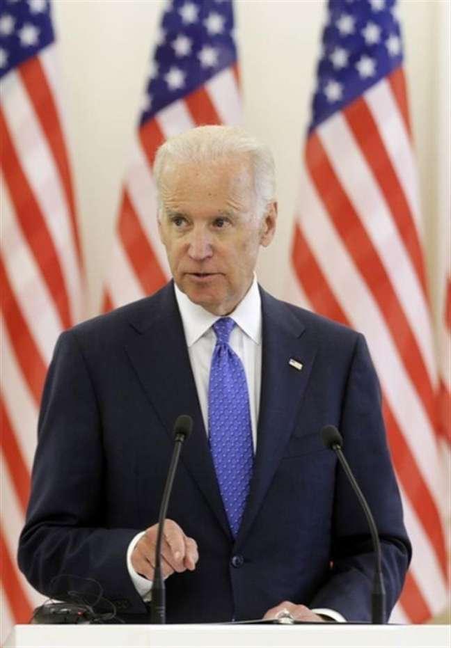 <p>O vice-presidente norte-americano, Joe Biden. 19/03/2014</p>