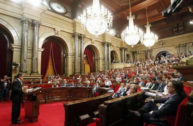 <p>No último mês, a Espanha negou um pedido de realização de um referendo na região da Catalunha</p>
