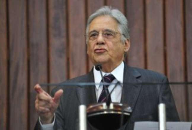 FHC atribui ao ex-presidente Luiz Inácio Lula da Silva a responsabilidade política pelo escândalo de corrupção na Petrobras