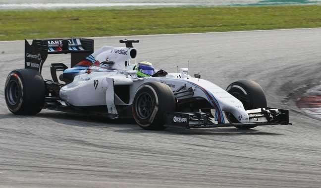 <p>Massa foi avisado que Bottas estava mais r&aacute;pido, mas n&atilde;o cedeu posi&ccedil;&atilde;o</p>