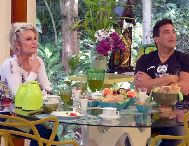 André Marques conta sobre a nova rotina no programa 'Mais Você'
