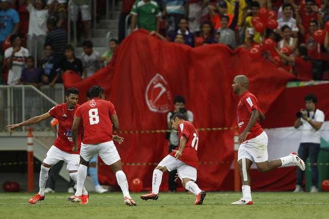 Brasília vai disputar a Copa Sul-Americana de 2015