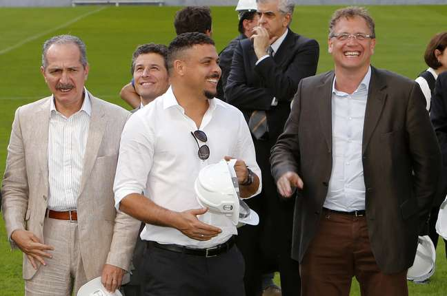 <p>Ronaldo &eacute; membro do Comit&ecirc; Organizador Local da Copa do Mundo</p>