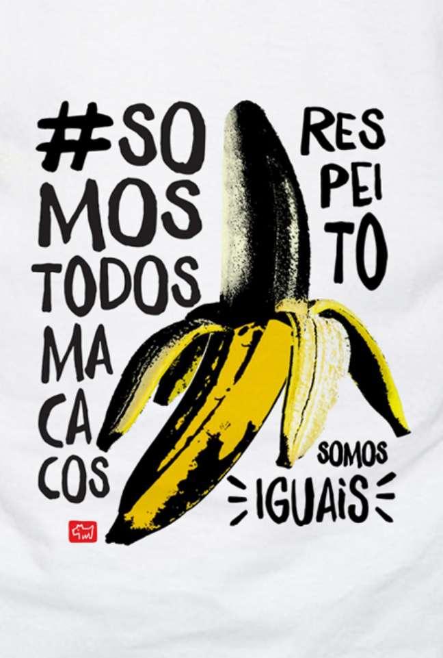 Camiseta lançada por grife de Luciano Huck gerou críticas