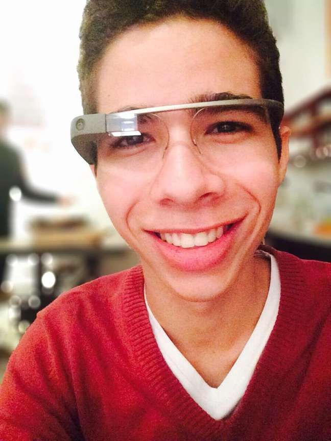 Jessé Leonardo Justino Candido, 17 anos, já fez sua escolha: vai ingressar na Universidade Stanford, na Califórnia