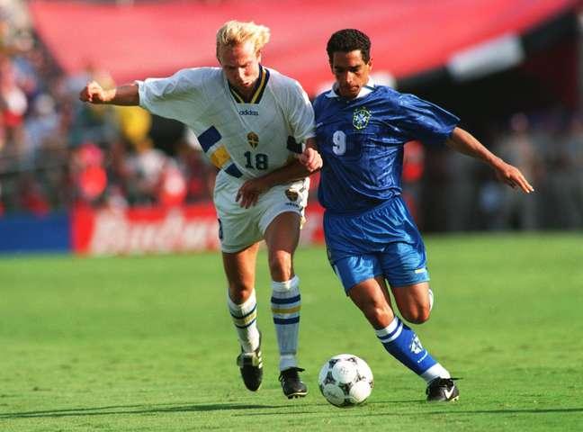 Zinho era peça importante da Seleção na Copa de 1994