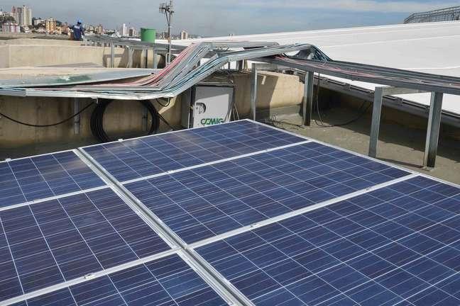 Energia solar é alternativa válida para abastecer região do Mineirão