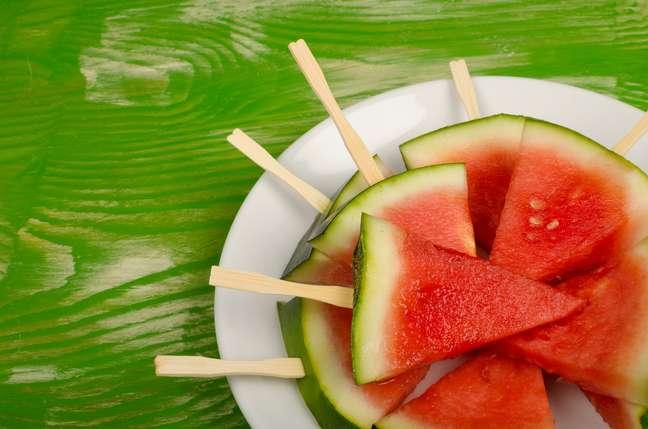 <p>Afrodisíaca: melancia tem mesmos efeitos do viagra e ajuda a manter a libido funcionando</p>