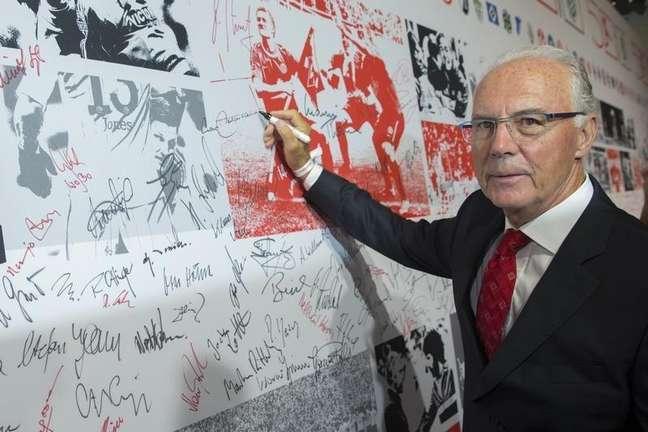 """<p>Ex-jogador e atual dirigente é nome ligado à investigação em torno das sedes das Copas do Mundo de 2018 e 2022; segundo o próprio agente de Beckenbauer, """"teria sido melhor que ele tivesse respondido antes as perguntas da comissão de ética da Fifa""""</p>"""