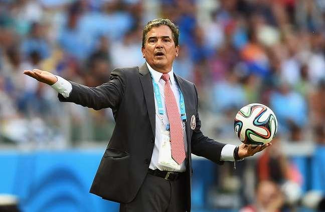 <p>Colombiano Jorge Luis Pinto espera nova surpresa no Grupo D</p>