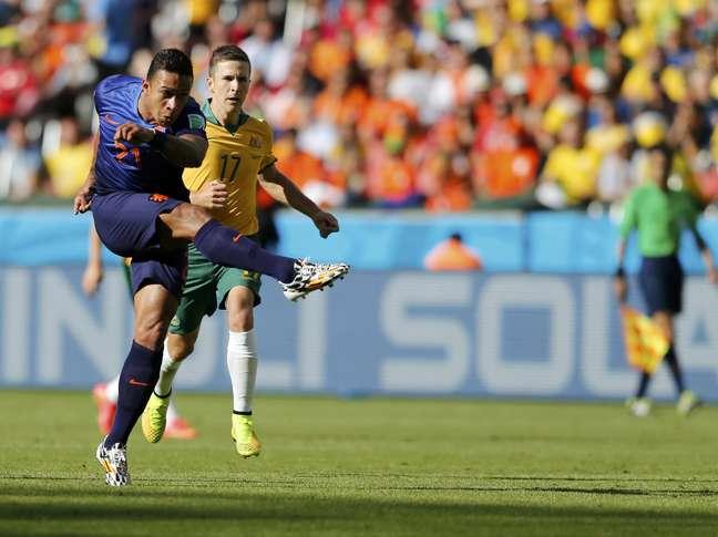 <p>Holanda agora precisa apenasde empate para se classificar</p>