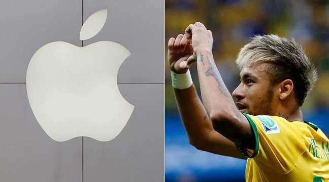 Seleção Brasileira seria a Apple no mundo dos gigantes da tecnologia