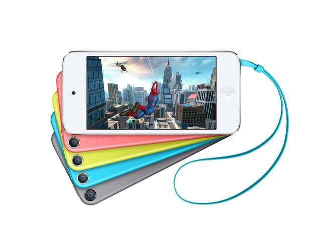 iPod Touch com câmera