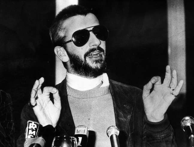 Ringo Starr faz 74 anos nesta segunda-feira (7)