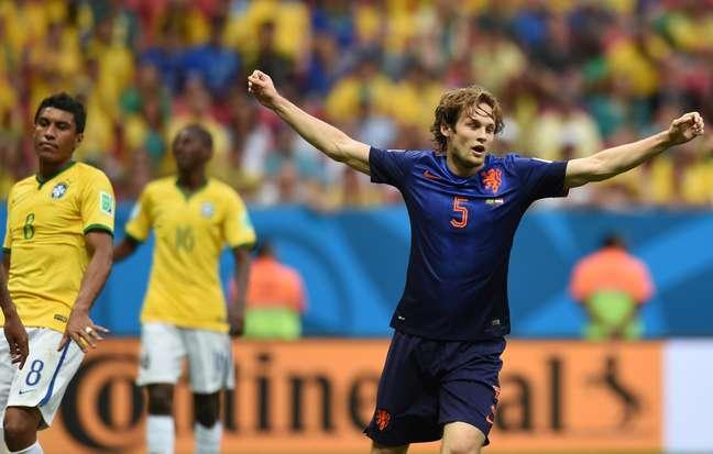12 de julho de 2014 - Brasil 0 x 3 Holanda
