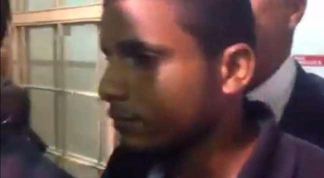 Jorge chorou ao reconhecer local, diz advogado