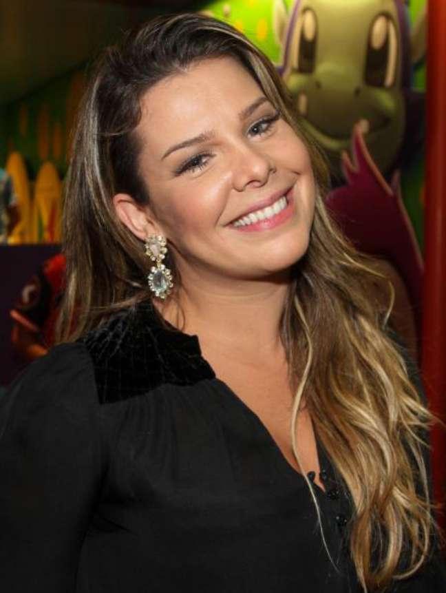 <p>Fernanda Souza será repórter do 'The Voice'</p>