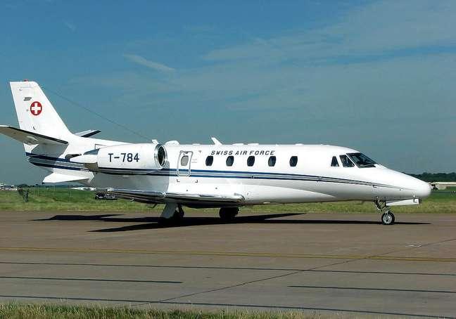 <p>Contrato do Cessna Citation usado por Eduardo Campos não identifica quem comprou a aeronave</p>