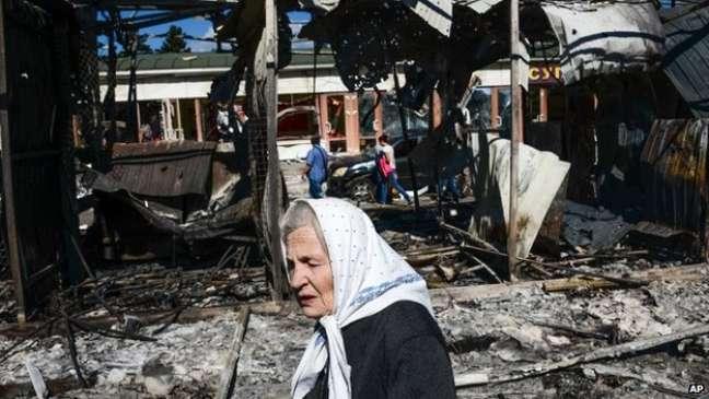 Confrontos na Ucrânia foram iniciados em abril e já mataram mais de 2.600 pessoas