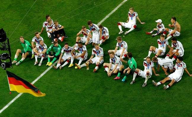 Alemanha voltará a jogar diante de sua torcida