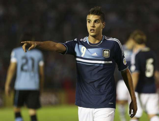 Lamela ganha oportunidade na seleção argentina