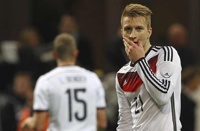 Marco Reus retorna à seleção alemã