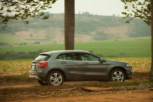 Novo Mercedes GLA 200