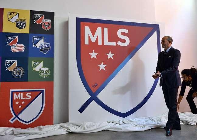 Escudo novo da Major League Soccer é revelado