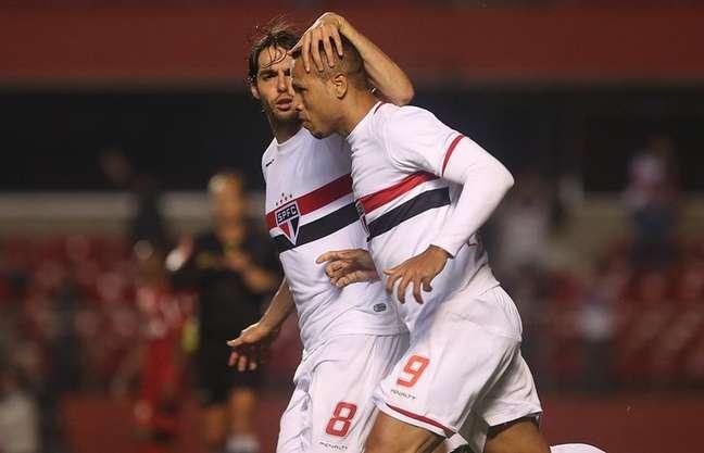 Kaká diz que recomendaria Luís Fabiano ao Orlando City