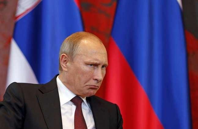<p>O presidente russo, Vladimir Putin</p>