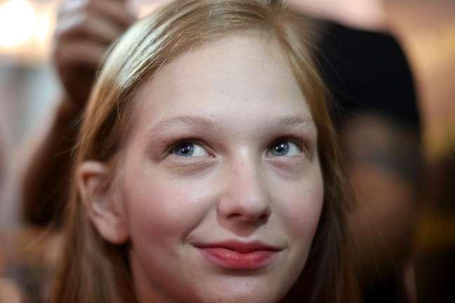 <p>Lavínia Stein, 17 ano</p>