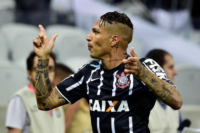 <p>Guerrero afirma que não jogaria em nenhum outro time brasileiro</p>
