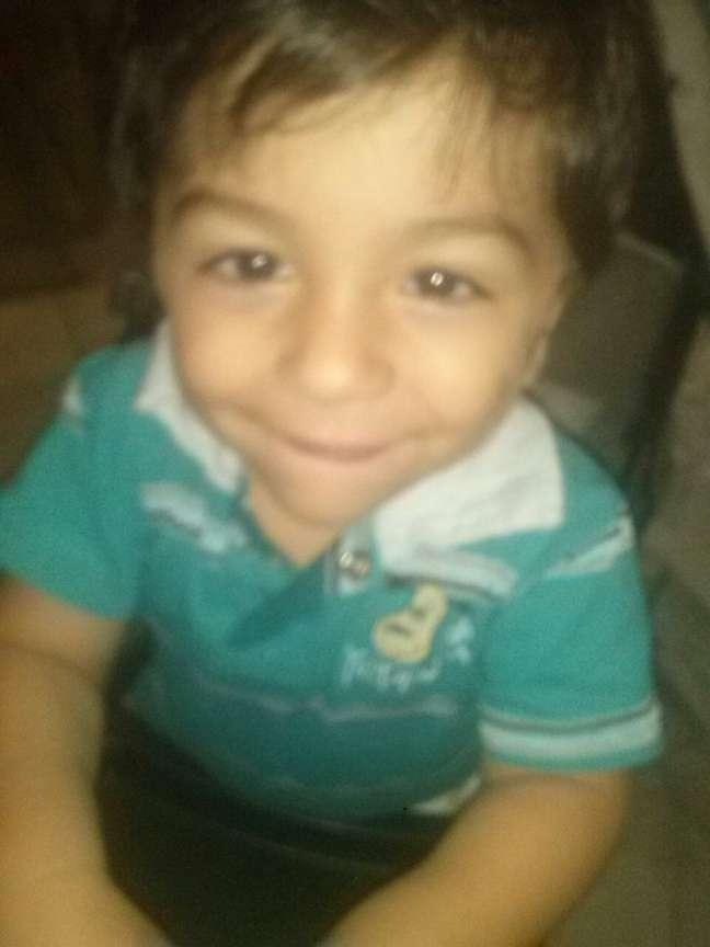 <p>Santino nasceu prematuro, em um hospital n&atilde;o especializado na Argentina</p>