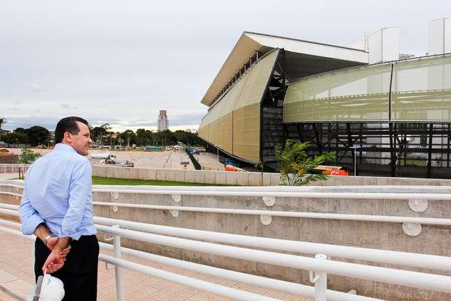 Foram investidos mais de R$ 600 milhões na construção do espaço que é de múltiplo uso