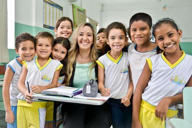 Kelly Dantas foi finalista de prêmio da Unctad por conta do trabalho que desenvolve na escola Universidade da Criança, na capital do Amapá