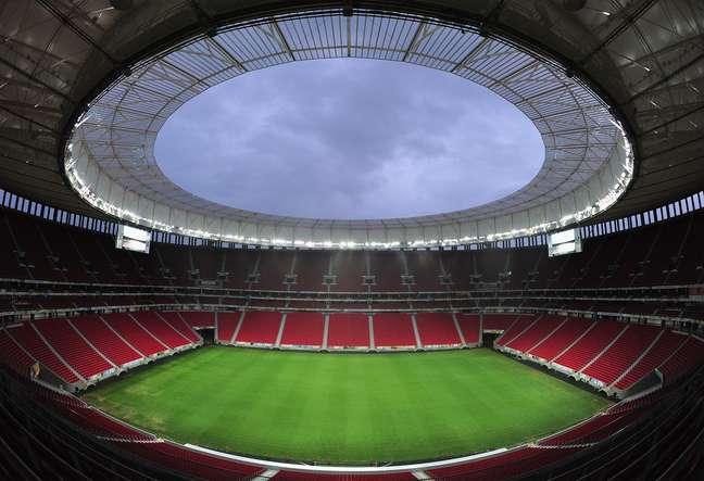 <p>Estádio de Brasília está passando por auditoria e pode ser privatizado</p>